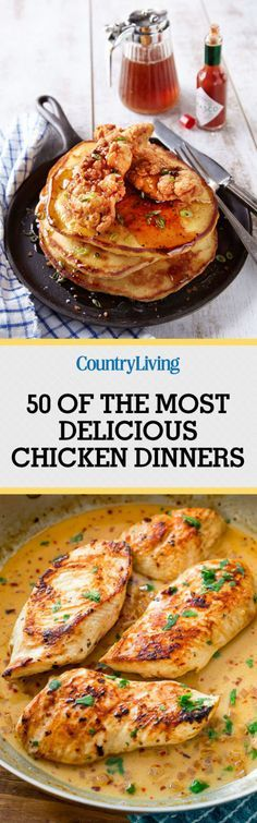 Don't forget to pin these delicious chicken dinners you can make in a flash!