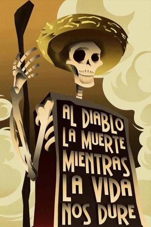 """DIA DE MUERTOS poster"" by rodolforever"