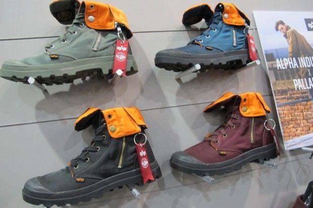 aec7f49c61 Discover ideas about Timberland Boots. Manchipp Palladium X Alpha Industries  ...