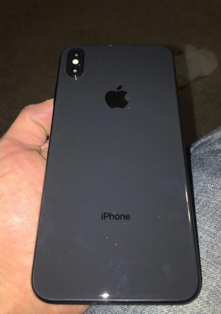 0fb1ec9ee15 iPhone XS Max-256GB-Space Gray (Sprint-Unlocked) A1921 (CDMA GSM ...