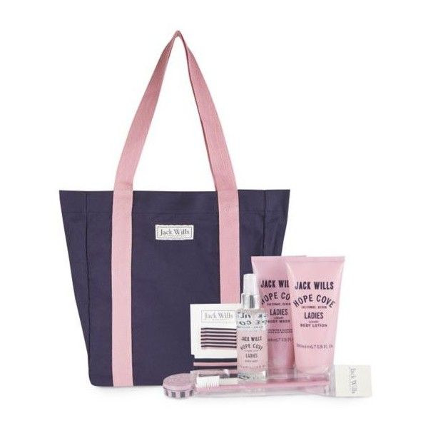 Jack Wills Overnight Tote ($38) ❤ liked on Polyvore featuring bags, handbags, tote bags, christmas purse, white tote, christmas totes, christmas handbags and christmas tote bags