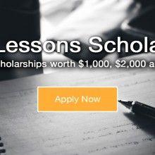 Essay scholarships 2014