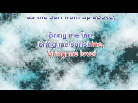 Willie Nelson - Bring me sunshine Lyrics