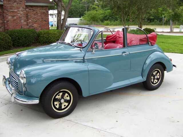 Morris Minor Classic Cars                                                                                                                                                                                 More
