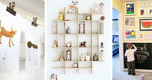 Хранение результатов детского творчества  http://www.kokokokids.ru\