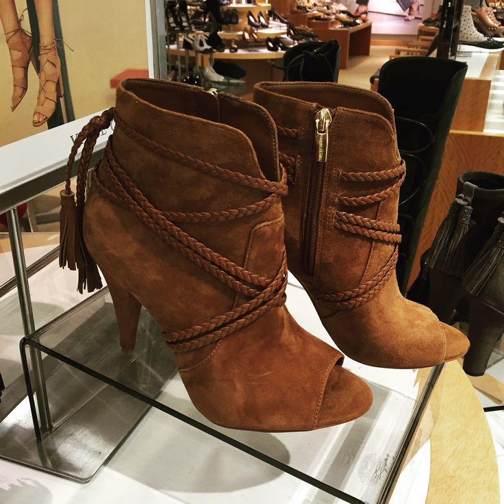 Love these Vince Camuto booties. Found them while shopping in Atlanta.