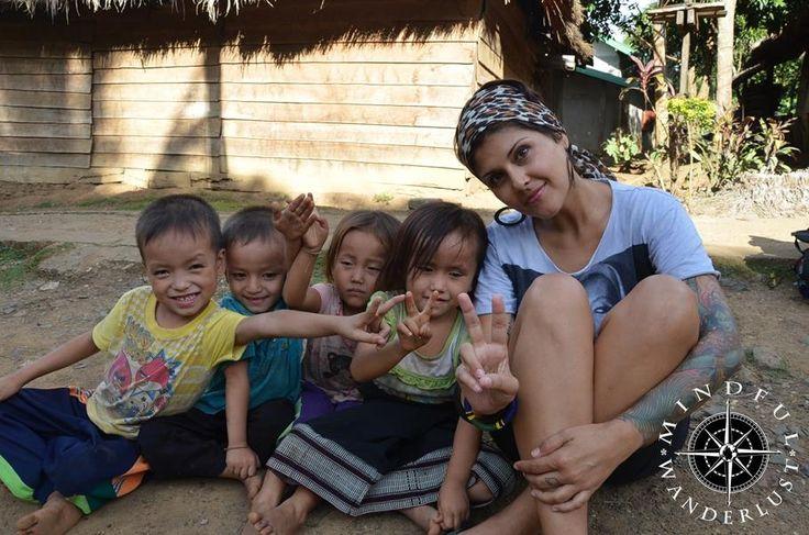 Cuties in Laos