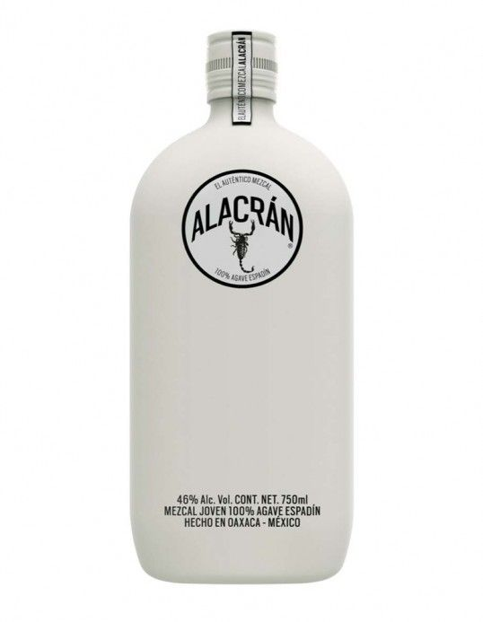 Sociedad Anonima : Autentico Mezcal Alacran #Packaging #Bottle #Alcohol