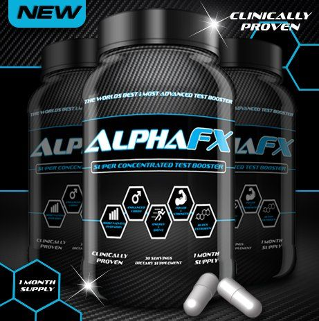 Alpha FX The Best Testosterone Booster Supplement  Best Test Booster for Men with Estrogen Blocker Tribulus Terrestris and Chrysin The Best  Most Advanced Natural Anabolic Test Booster ** Learn more by visiting the image link.
