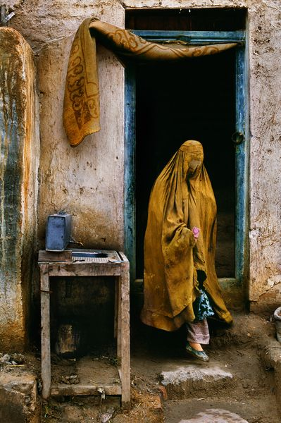 Steve McCurry, Afghanistan
