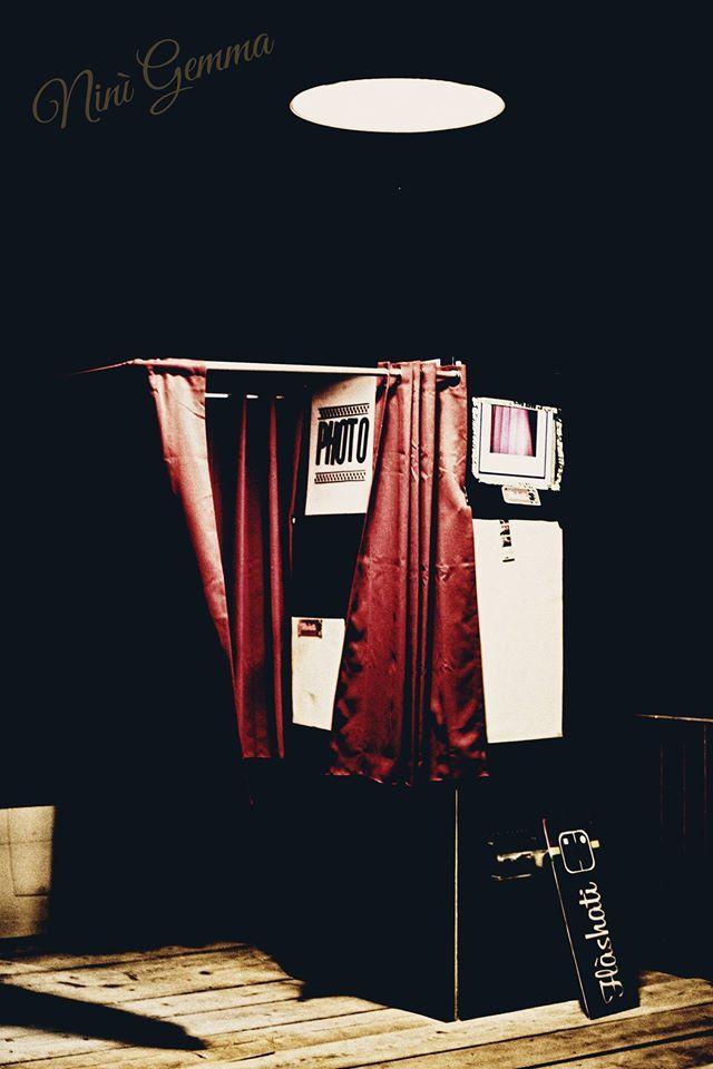 Cabina Fotografica Mobile per Eventi