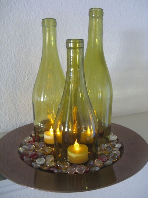 83 best wine bottle crafts images on pinterest wine for Crafts with corks from wine bottles