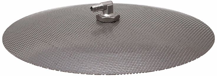 """False Bottom 304 Stainless Steel -30cm Diameter, with 3/8"""" barb fitting and 1/2"""" lock nuts, all grain brewing accessories     Tag a friend who would love this!     FREE Shipping Worldwide     Get it here ---> http://rangloo.com/false-bottom-304-stainless-steel-30cm-diameter-with-38-barb-fitting-and-12-lock-nuts-all-grain-brewing-accessories/"""