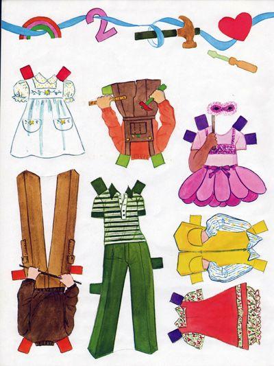 inkspired spekulationer: påklædningsdukker, skræmmende Bead mønstre og Budget kostumer til du