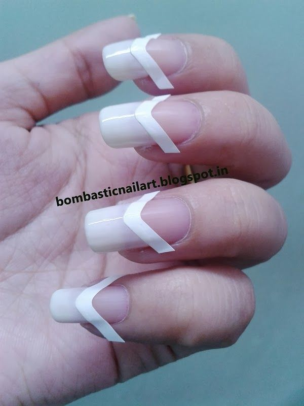 The 25 best red french manicure ideas on pinterest gold tip the 25 best red french manicure ideas on pinterest gold tip nails fall manicure and red and gold nails prinsesfo Choice Image