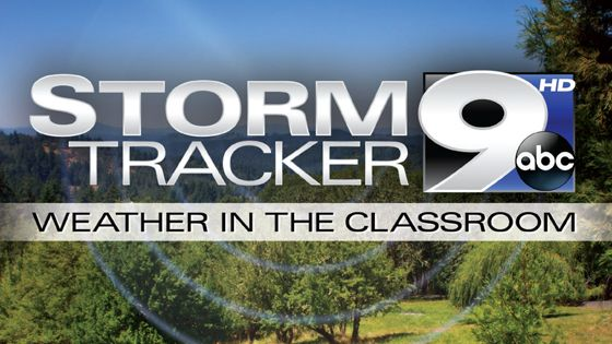 "Get your own copy of the Stormtracker 9 ""Weather in the Classroom"" activity book!"