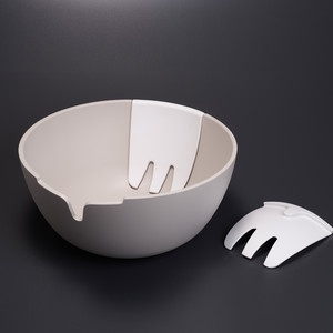 Hands On Salad Bowl Stone, 36€, now featured on Fab.