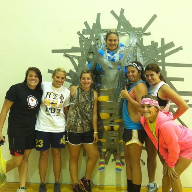 Super fun and hilarious team bonding activity!