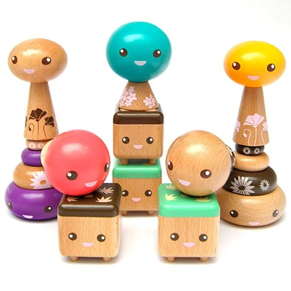 Toy Art Jibibuts Blindbox