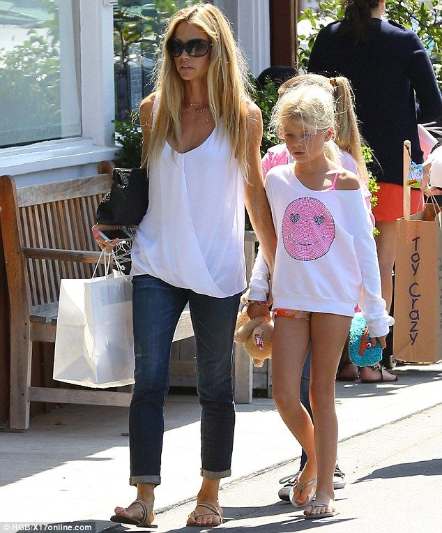 Charlie Sheen S Mediterranean Style Home In L A: 405 Best Images About Denise Richards On Pinterest