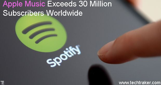 Apple Music Exceeds 30 Million Subscribers World-wide: As we know recently the launch of spotify app for Xbox One S the new gaming console form Apple, in its early week its hit market with crazy number which show the love of people for games and for company. This news is also out the spotify thatMore