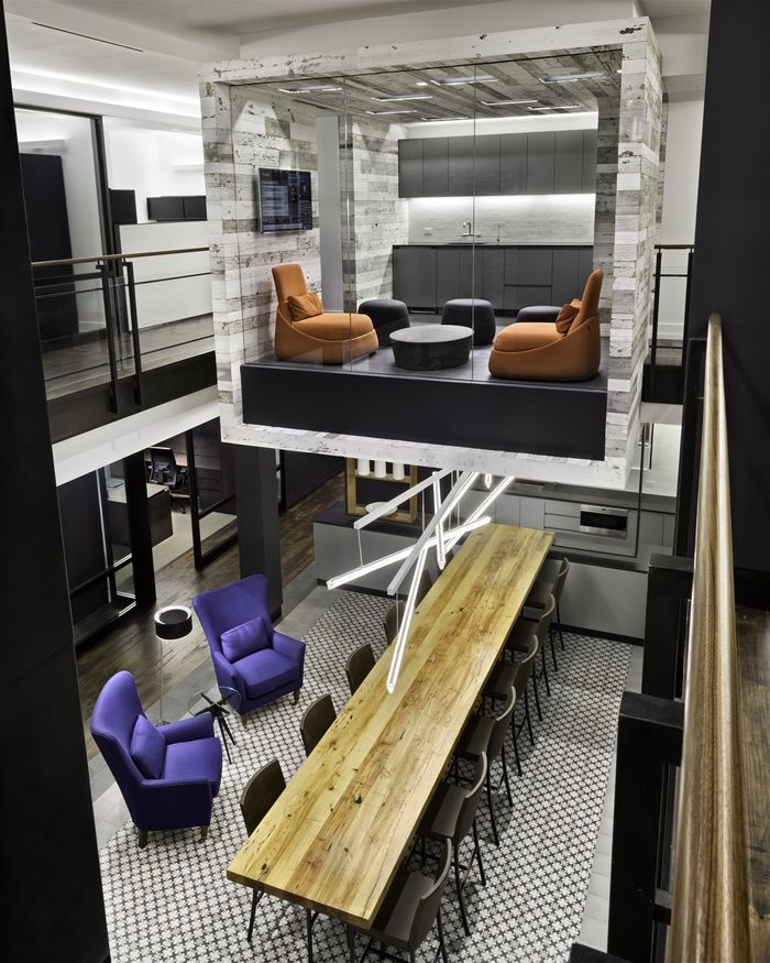 30 best office enclave designs images on pinterest for Cool office interiors