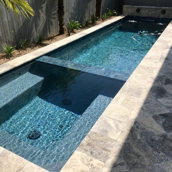 Rectangular Pools Crystal Pools And Spas Rectangular Pool Pools Backyard Inground Lap Pools Backyard