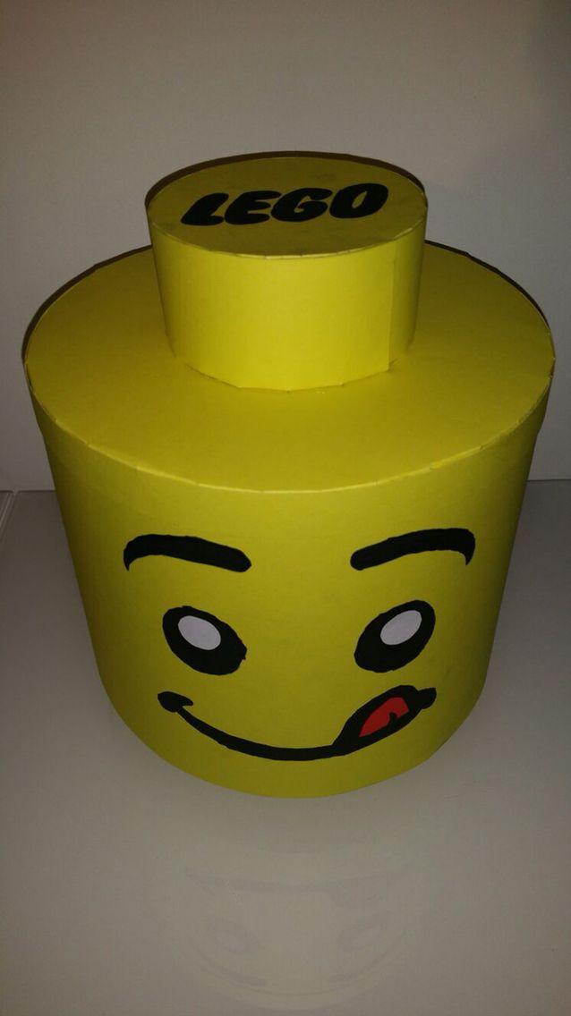 LEGO hoofd surprise Sinterklaas