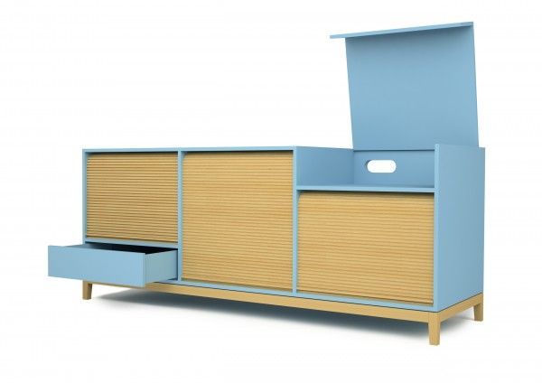 Tapparelle di Colè, design Emmanuel Gallina