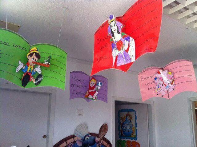 Decoraci Ef Bf Bdn Biblioteca Infantil