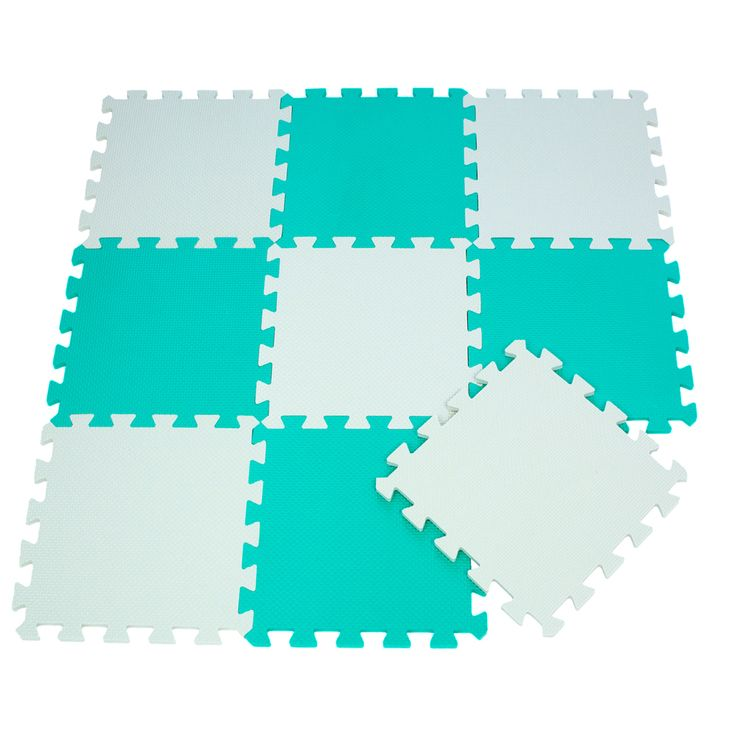 Lovely Puzzle Gym Mats