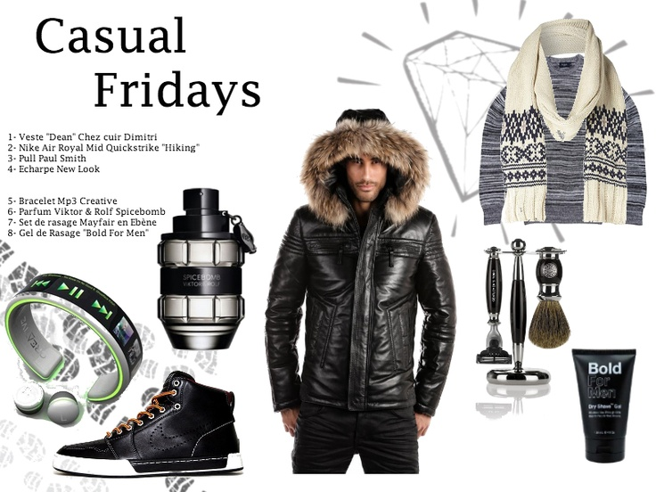 #CasualFridays #Looks by Dimitri