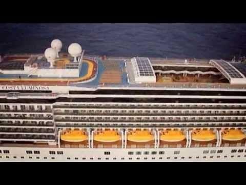 Круизный лайнер Costa Luminosa