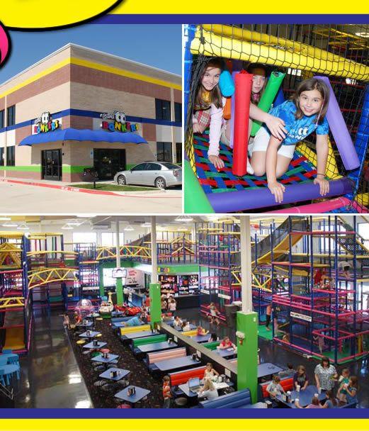 Going Bonkers Family Fun Center - Quincy Illinois - Columbia Missouri - Lewisville Texas - Topeka Kansas