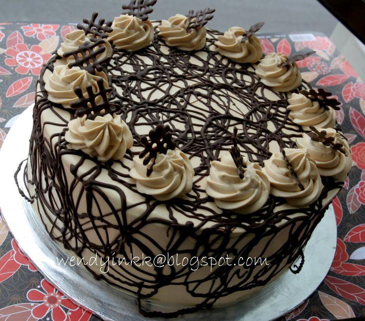 Ice Cream Cake Recipe | How to Make Dulce de Leche Ice Cream Cake ...