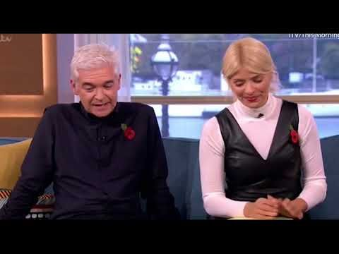 Soap star Adam Thomas makes Phil and Holly cry with laughter_News Hashmi