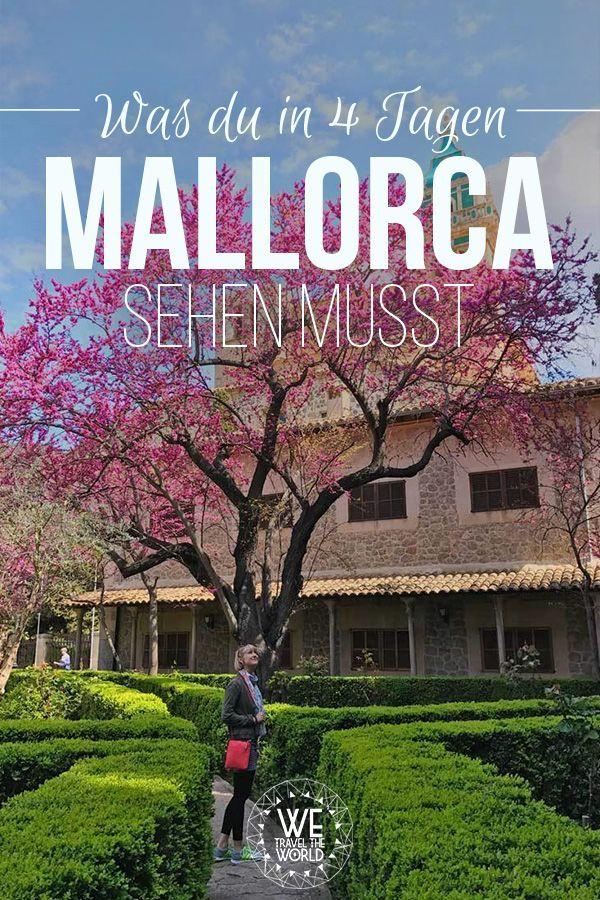 Mallorca Sehenswürdigkeiten: Wie du 4 großartige Tage auf Mallorca verbringen kannst – WE TRAVEL THE WORLD | Reise Blog | Reiseinspiration
