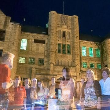 Jefferson City: Missouri State Penitentiary Ghost Tours    We certainly can't call a prison that opened in 1836 new, but the ghost tours that started here last year have pushed the interest in this creepy complex to a stratospheric level.