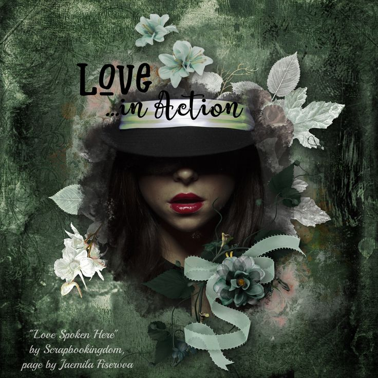 """Love Spoken Here "" by Scrapbookingdom, https://www.etsy.com/au/listing/525016416/scrapbook-kit-love-spoken-here-rich?ref=shop_home_active_1, photo Pixabay"