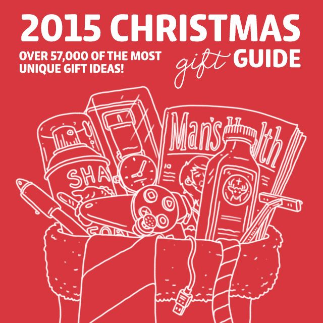 2015 Christmas Gift Guide- over 57,000 of the most unique gift ideas. DON'T do any Christmas shopping before reading this!