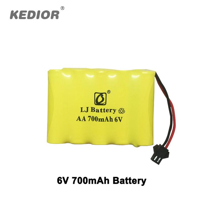 RC Monster 6V 700mAh battery Remote Control Cars accessories for Kedior 1:18 high speed rc car parts #Affiliate