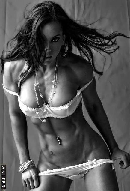 http://pinterest.com/fra411 #Fitness Models ladysfitness.net/... female-fitness: