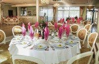 Sala bankietowa  Ogrodowa - Hotel Fajkier Wellness&SPA