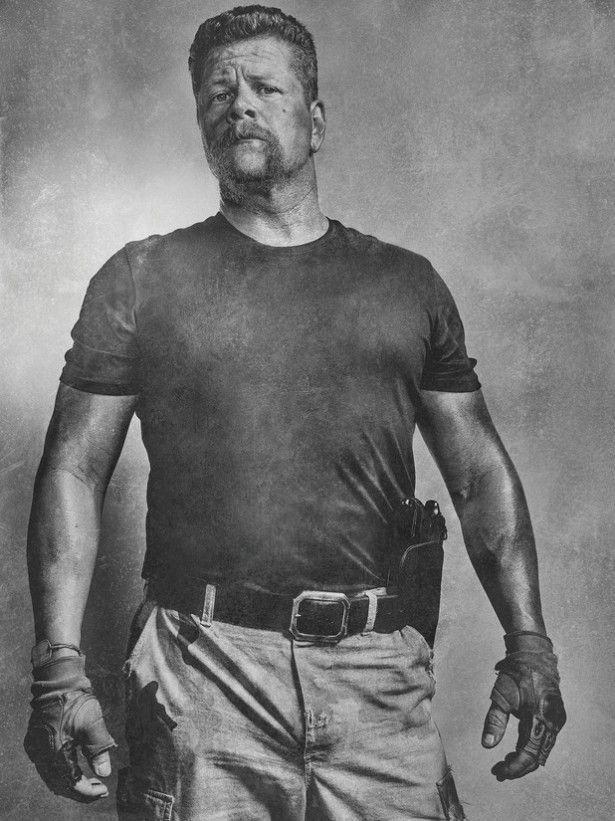 The Walking Dead 6: retratos de 18 personajes 13 | Hobbyconsolas.com