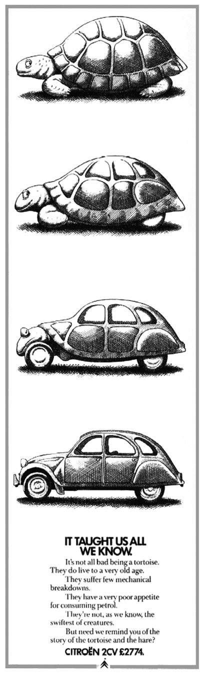 'British 2CV 'Tortoise' Newspaper Advertisements' said previous pinner • citroen 2CV club