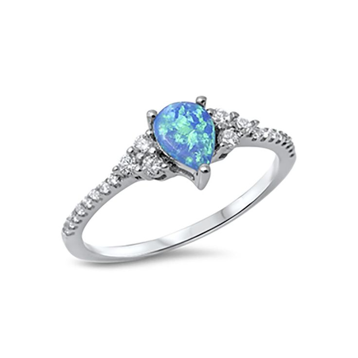 25 best ideas about Teardrop Engagement Rings on Pinterest