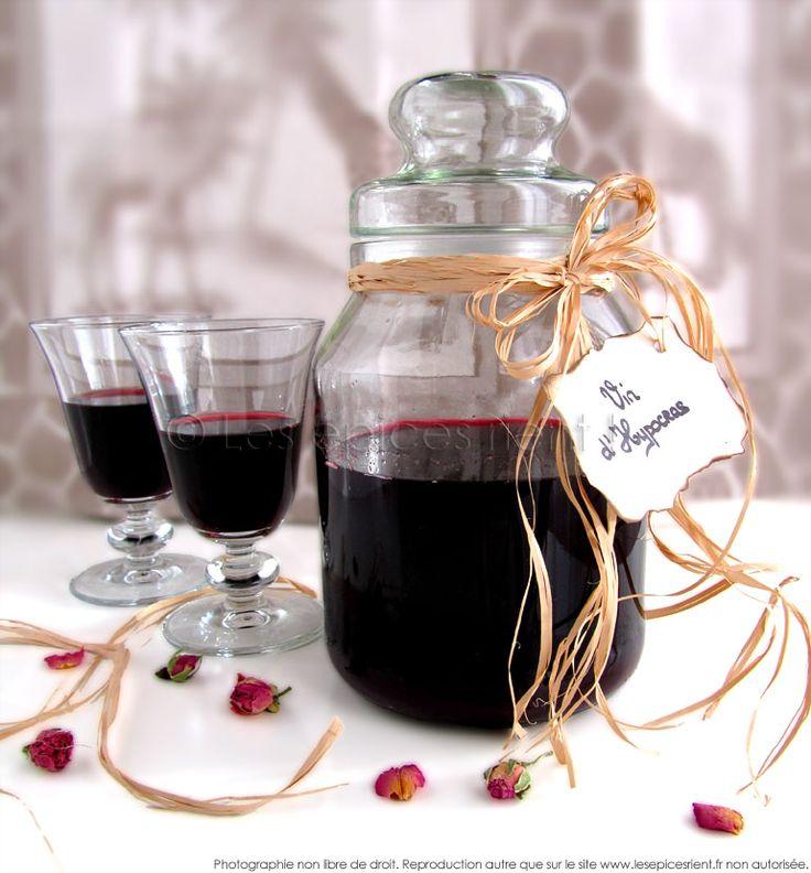 Vin d'Hypocras : cocktail médiéval aux épices royales…