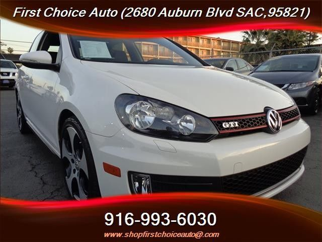2012 Volkswagen GTI Base PZEV Sacramento First Choice Auto Sales 916-993-6030  https://www.hellabargain.com/2012-volkswagen-gti-base-pzev-sacramento-first-choice-auot-sales-916-993-6030.html