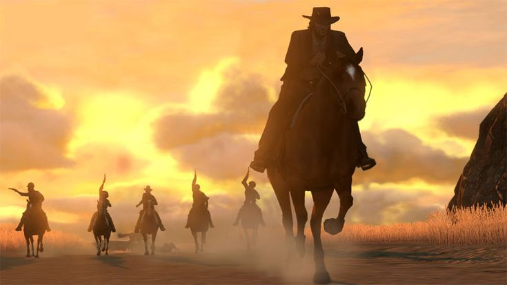 Red Dead Redemption. Amazing Game.