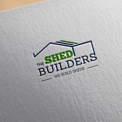 The Shed Builders - Design a logo for National Retail Sales Organization